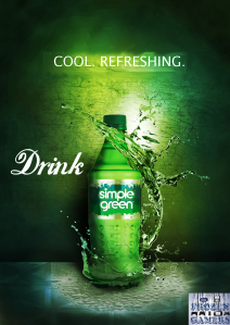 drink simple green
