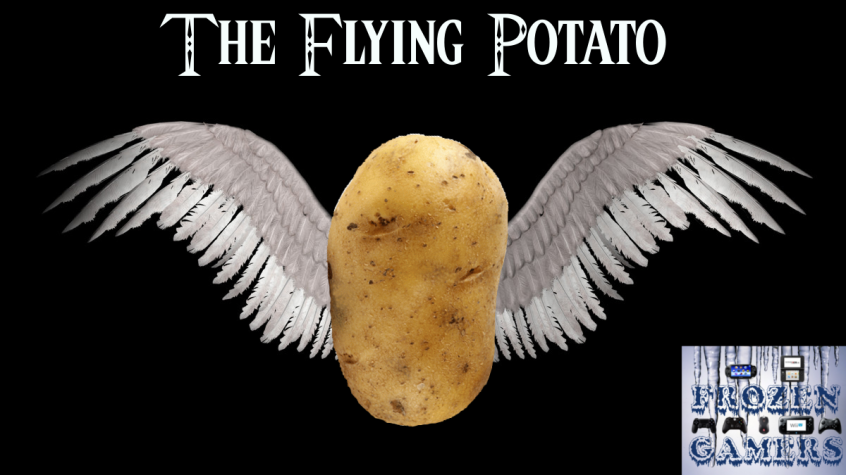 flying potato